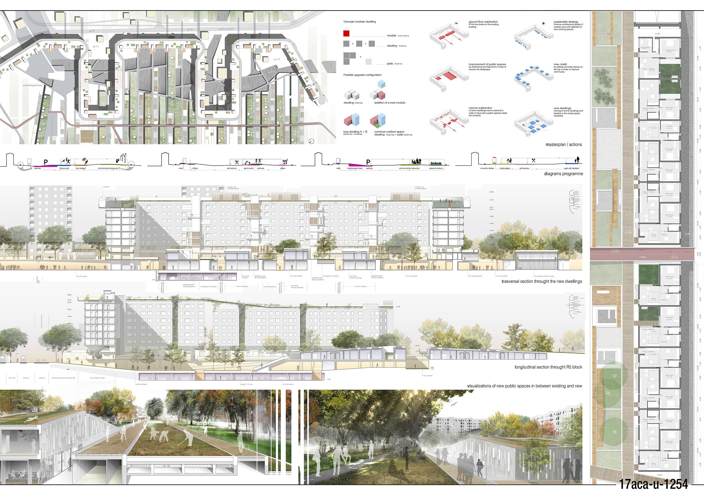 thesis competition architecture