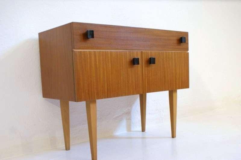 60 70er verralux kommode palisander sideboard braakman ebay for Kommode 70er
