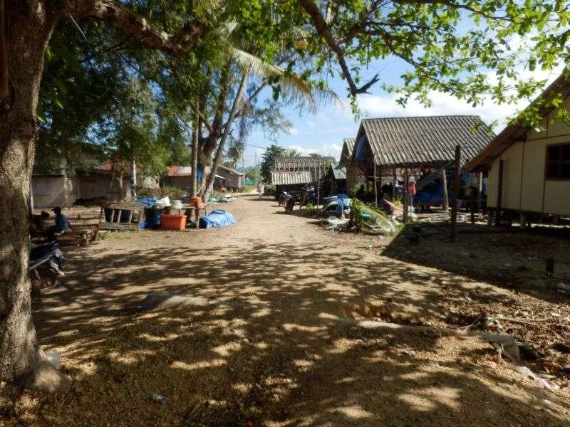 Fischerdorf auf Koh Jum
