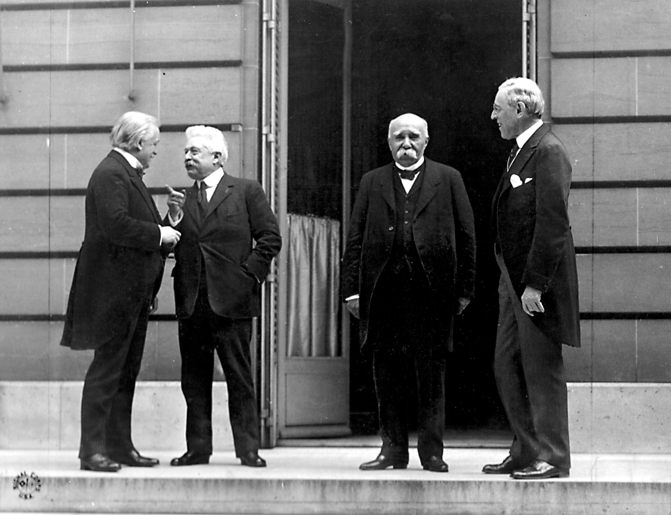 Urliz Conferencia De Paris Y Tratado De Versalles