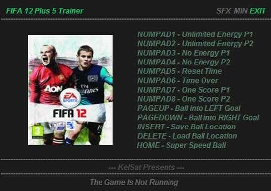 Screens Zimmer 4 angezeig: fifa 09 trainer